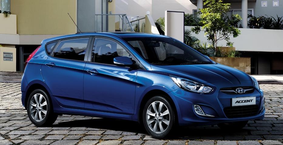 Todo es estilo y diseño en el Hyundai Accent Hatchback 2014. Todo