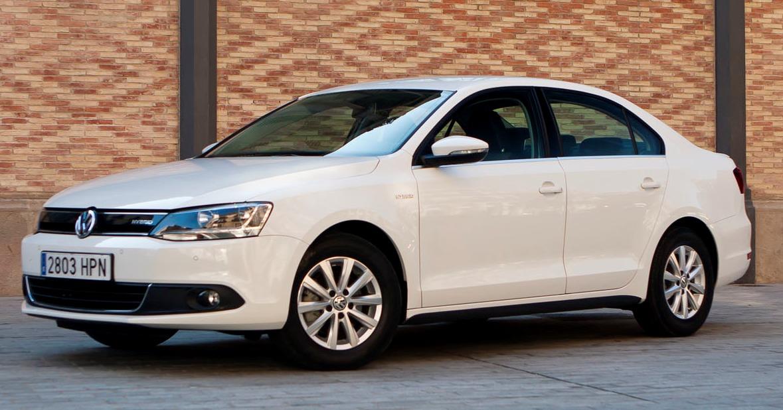 Volkswagen Jetta Hybrid 2014 a precios desde € 31,110 en España