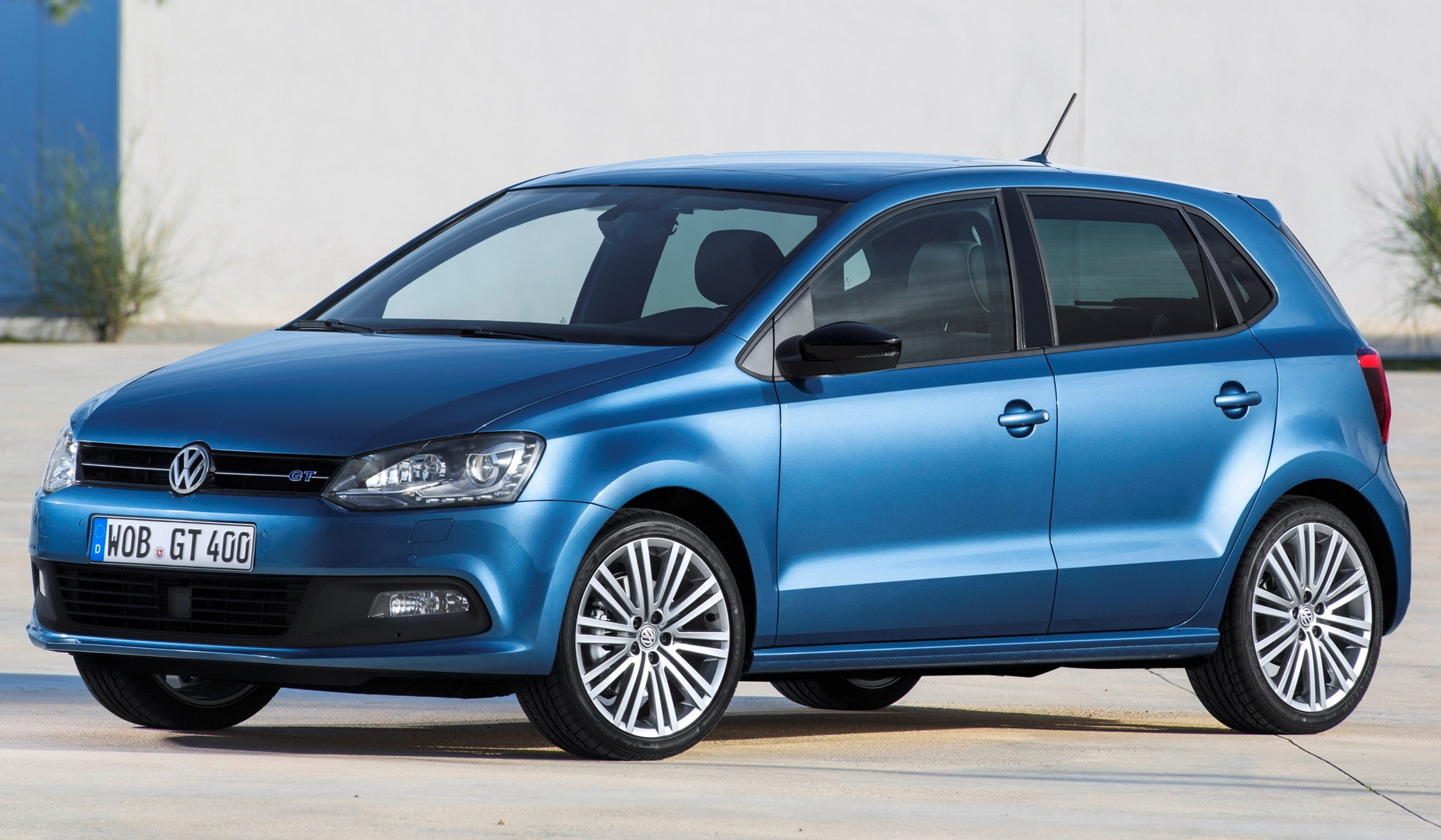 volkswagen polo bluegt 2015 a precios desde en alemania autos hoy. Black Bedroom Furniture Sets. Home Design Ideas