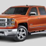 Chevrolet Silverado Universidad de Texas 2015