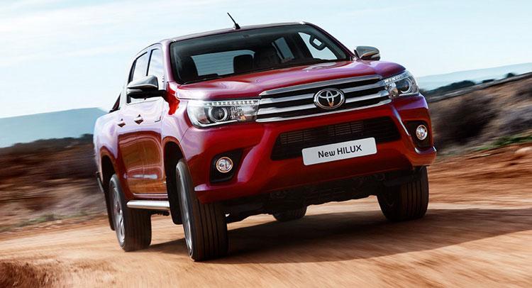 Precio Del Toyota Hilux 2017 En Reino Unido Autos Hoy