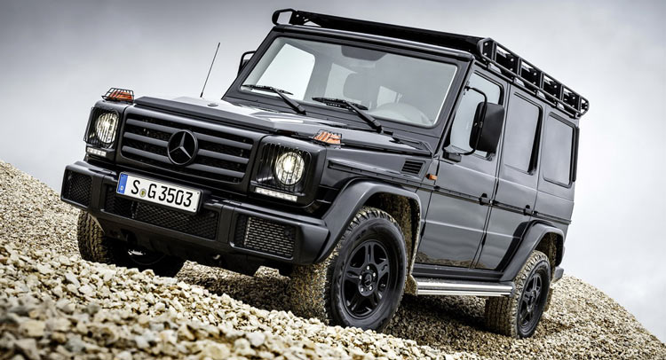 Precio del mercedes benz g350d clase g 2017 en alemania for Mercedes benz 2017 precio