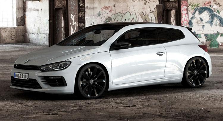Precio del Volkswagen Scirocco R 2017 en Alemania | Autos Hoy
