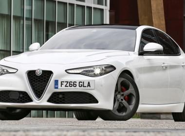 Precio del Alfa Romeo Giulia 2017 en Reino Unido