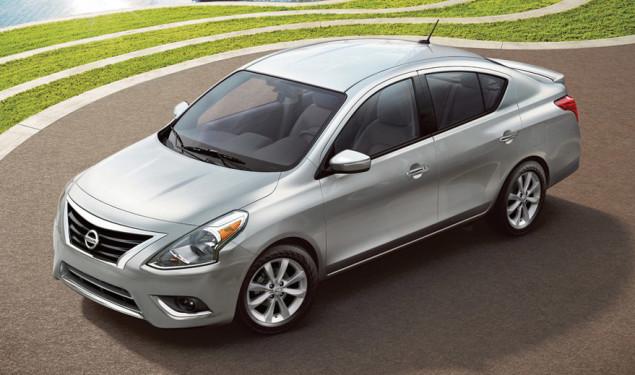Precio del Nissan Versa 2017 en Estados Unidos