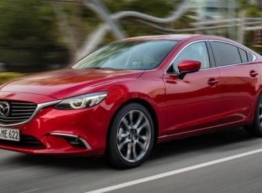 Precio del Mazda 6 2017 en Reino Unido