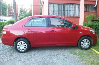 Toyota yaris 2014 Remate