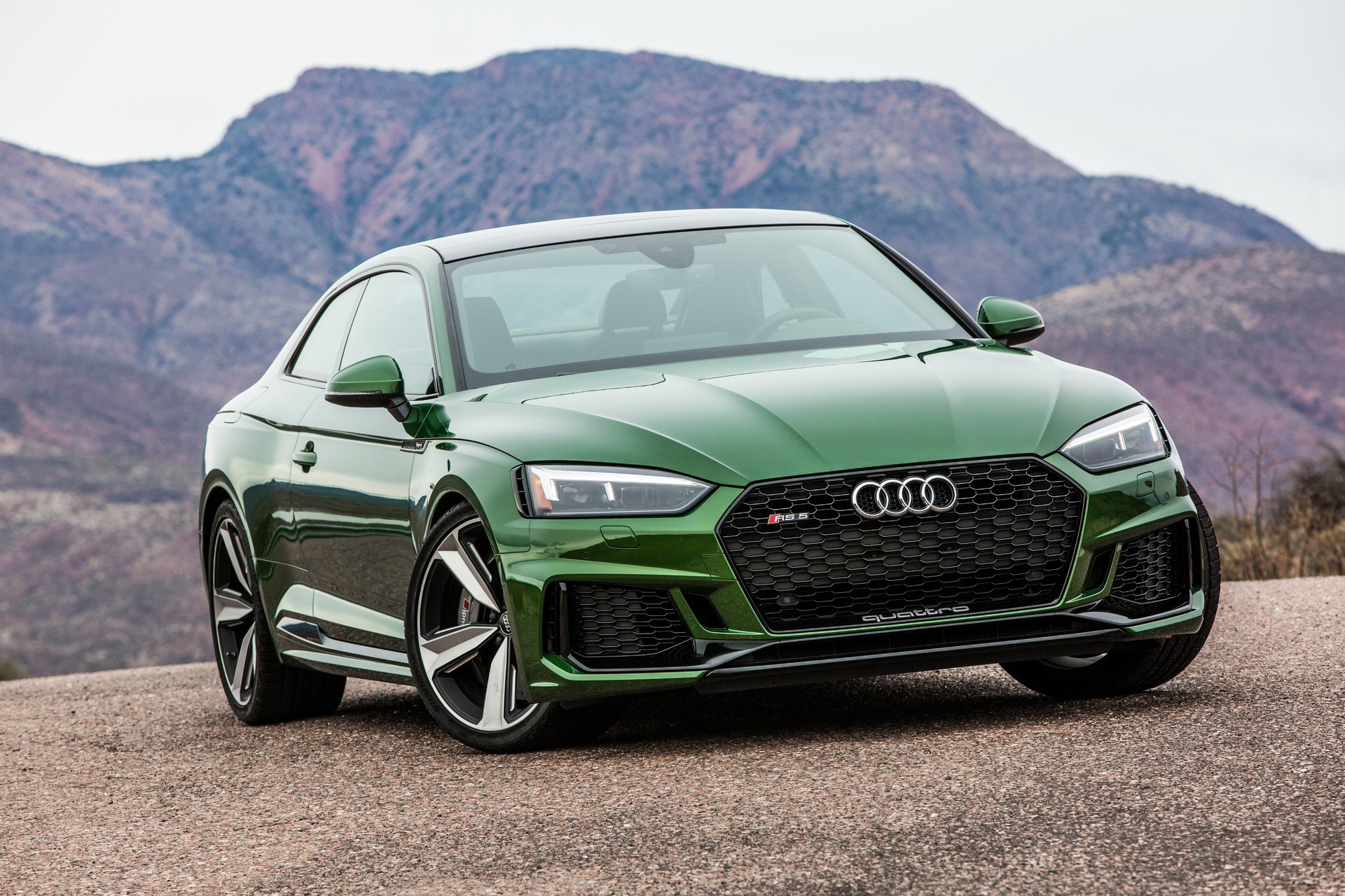 All New 2018 Audi Rs5 Coupe From 70 000 In The U S Los Mejores Autos