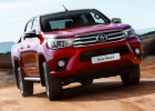 Precio del Toyota Hilux 2017 en Reino Unido