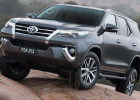 Precio del Toyota Fortuner 2016 en Perú