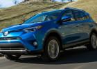 Precio del Toyota RAV4 2017 en Estados Unidos