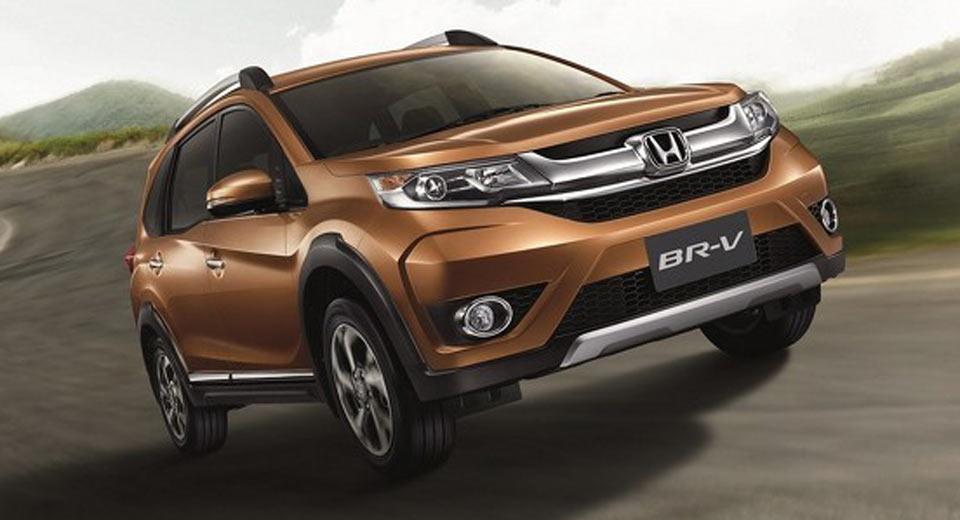 Precio del Honda BR-V 2017 en Malasia - Autos Hoy